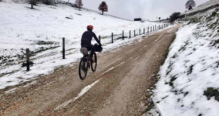 In bici in inverno: come vestirsi Moretti Bassano