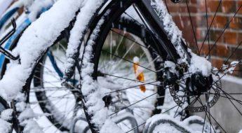 La tua bicicletta in inverno Moretti Bassano