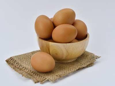 Le uova e le sue proteine: i benefici per alimentazione del ciclista
