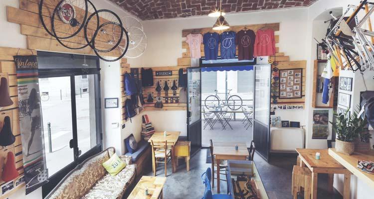L'italia e i suoi bike cafè per le soste in bici e non solo, Moretti Bassano