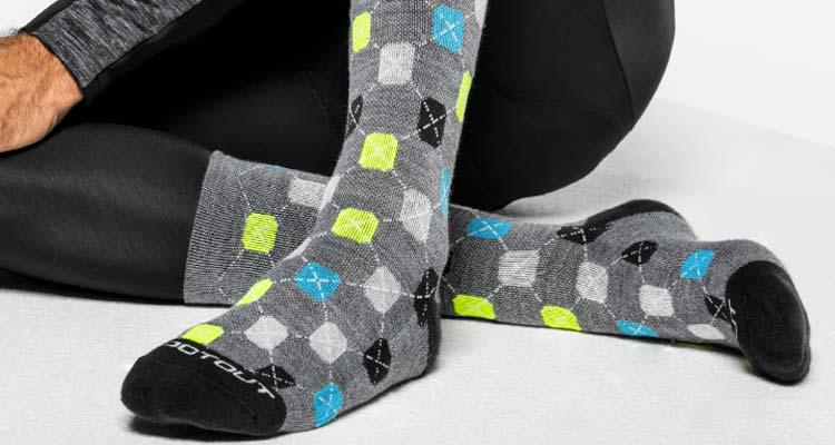 Sock doping: calze per il ciclismo Moretti Bassano