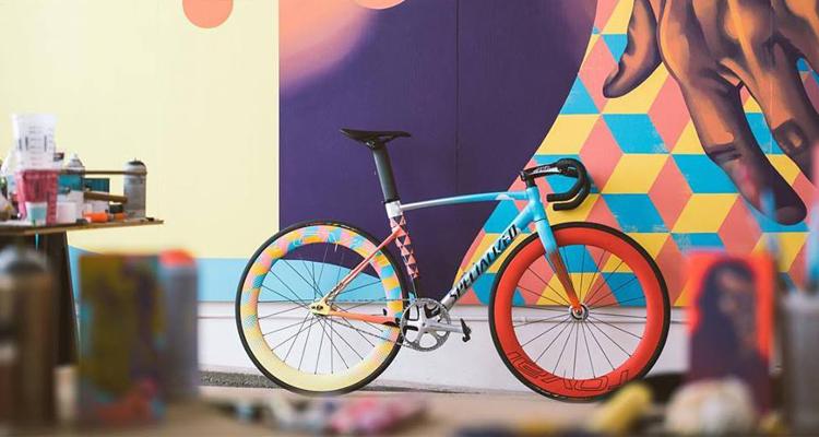 La Bici Specialized Del Team Rocket Espresso è Un Pezzo Darte
