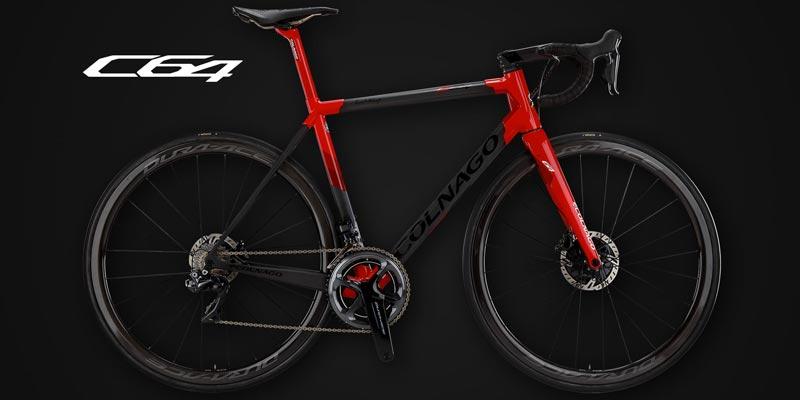 Bici da corsa Colnago: benvenuto Made in Italy. Moretti Bassano