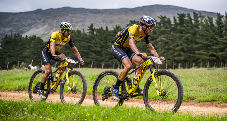 La Scott Spark RC 900 conquista la Cape Epic 2019
