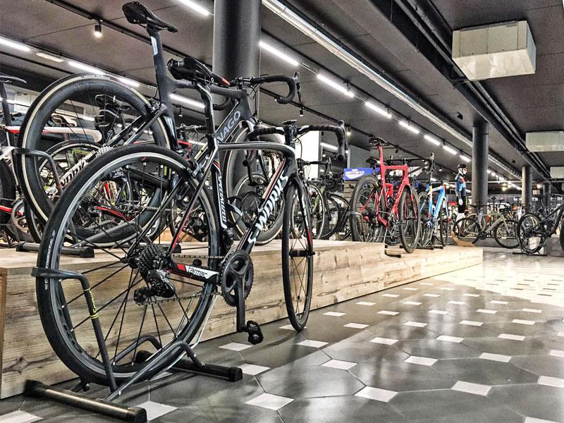 BIKEPLACE MORETTI BASSANO: il paradiso della bicicletta usata.