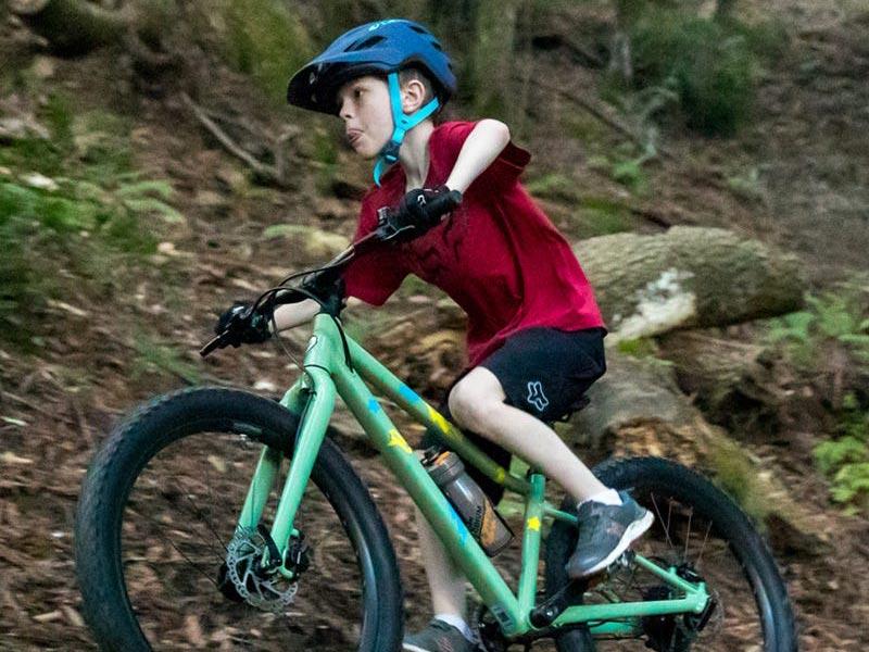 Bici per bambini e piccoli esploratori con BMC blast. Moretti Bassano!