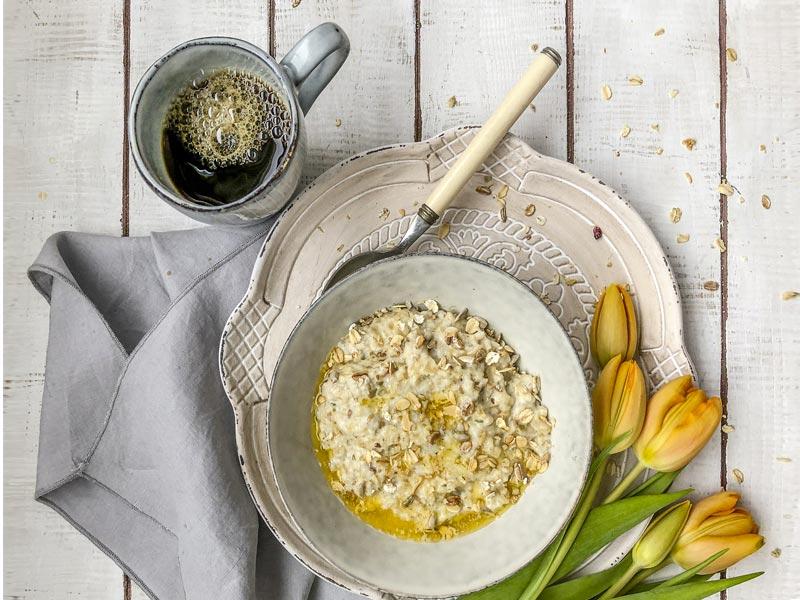 L'avena alla base di ricette deliziose e alimentazione sportiva. Moretti Bassano.