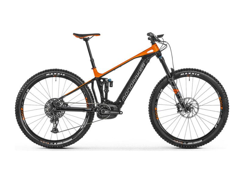 Mondraker Crafty R. Le e-bikes scelte da Moretti Bassano.