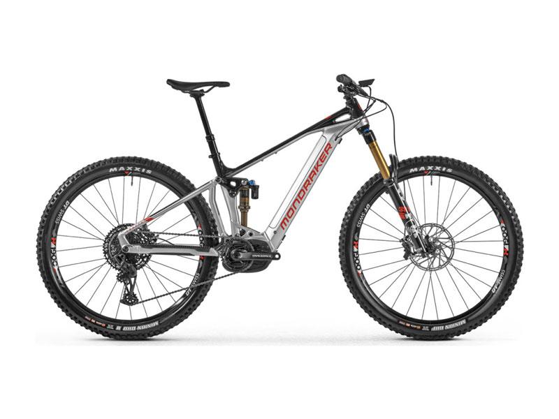Mondraker Crafty RR. Le e-bikes scelte da Moretti Bassano.