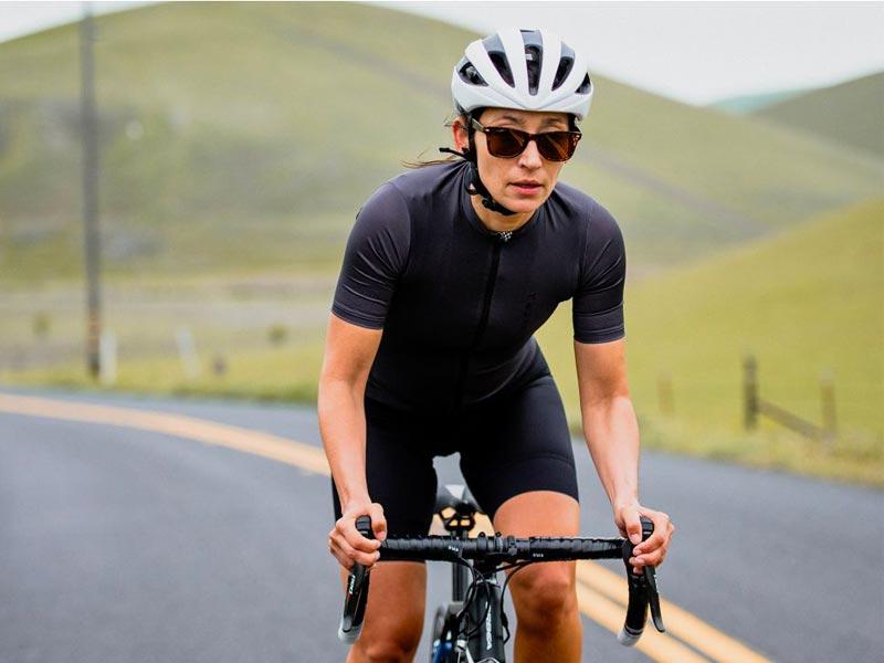 Ciclismo al femminile e temperature incandescenti. Moretti Bassano.