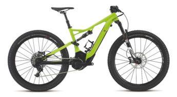 Turbo Levo Specialized E-bike da trail