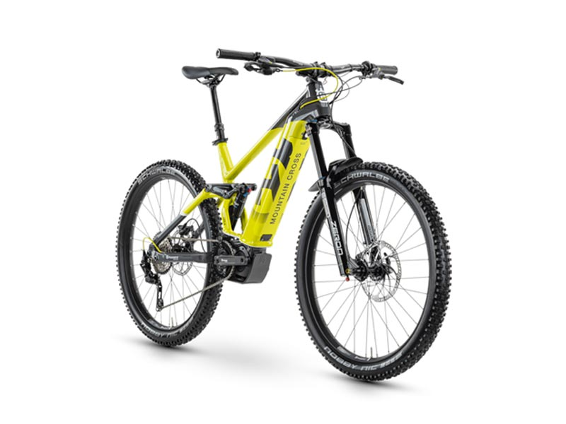 Husqvarna MC4: la mountain bike elettrica da all mountain. Moretti Bassano.