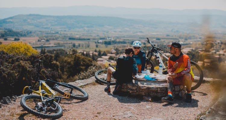 Divertimento in offroad tra avventura ed E-Bike. Moretti Bassano.
