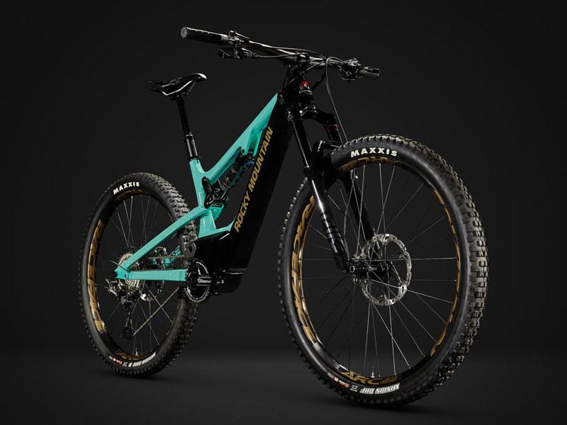 Rocky Mountain in versione E-Bike: Instinct Powerplay. Moretti Bassano.