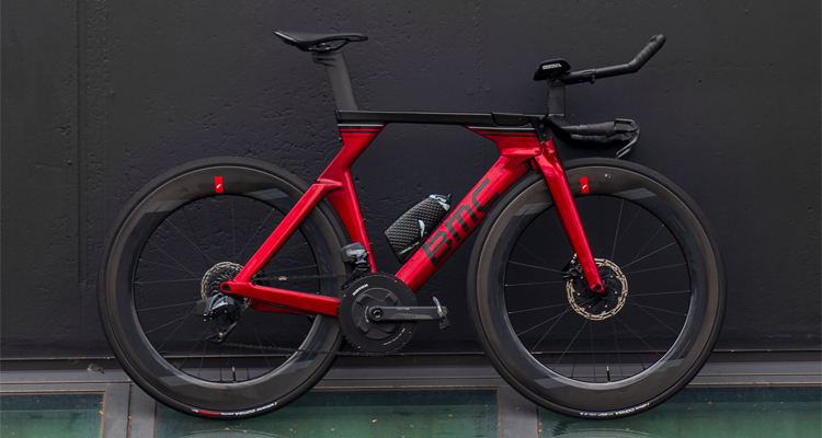 BMC Timemachine 01 Disc: fatta per il Triathlon