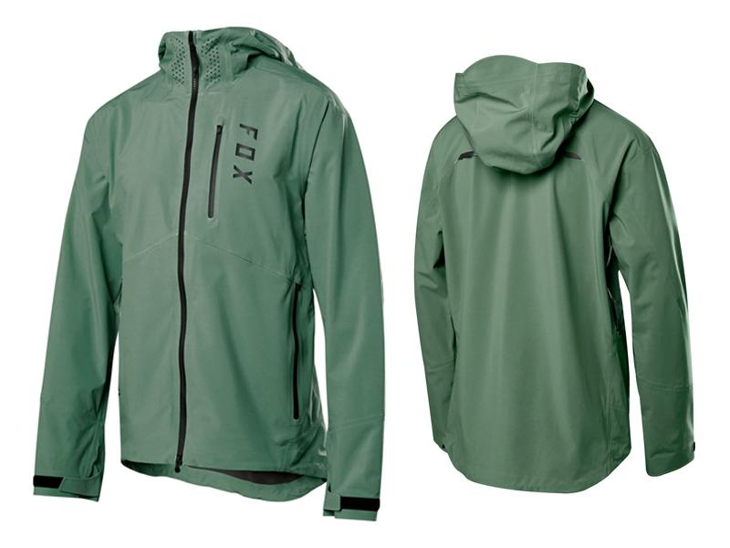Polartec X Fox: giacca tecnica Flexair Neoshell. Moretti Bassano.