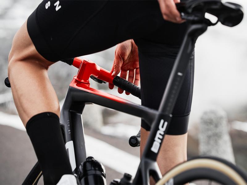 La sintonia dei componenti per spingere sui pedali. Moretti Bassano.
