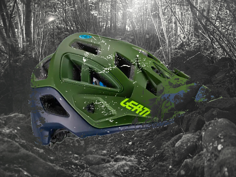Sicurezza e protezione con il casco MTB Leatt. Moretti Bassano.