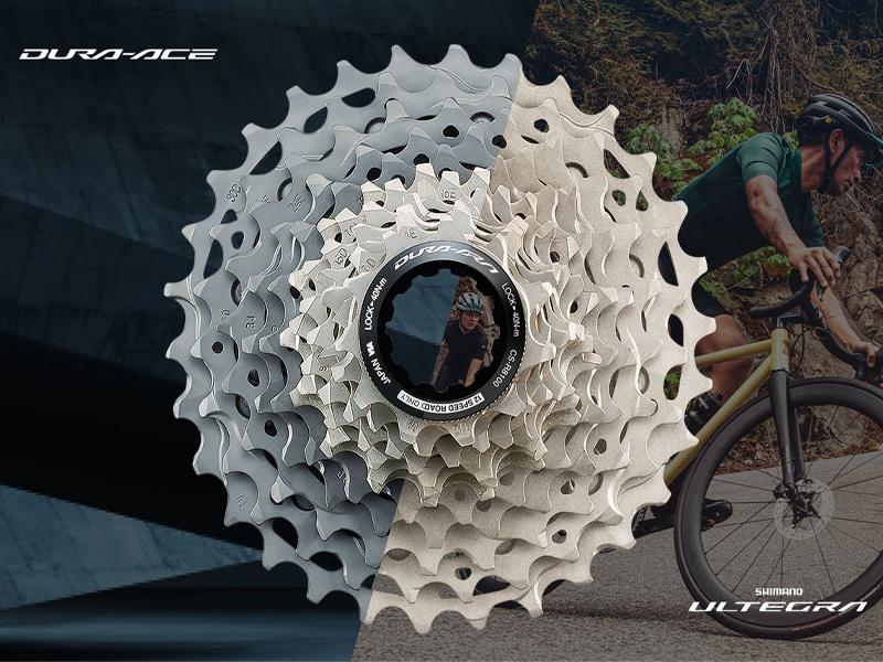 Componente da bicicletta Shimano